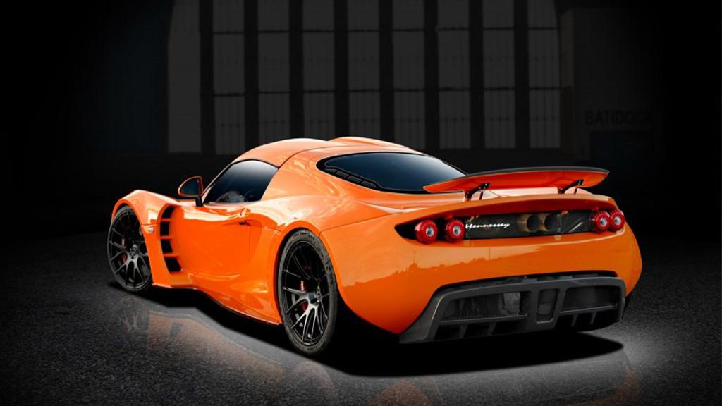 2014 Hennessey Venom GT2
