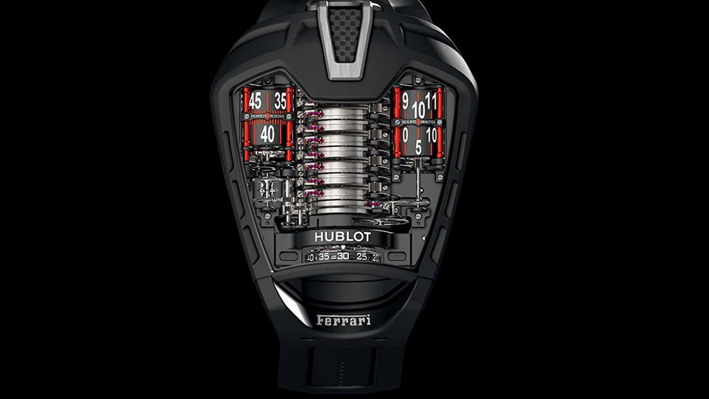 "Hublot MP-05 ""LaFerrari"""
