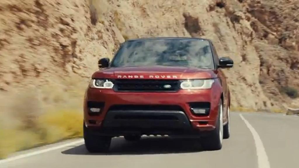 Land Rover Range Rover News - Green Car Photos, News