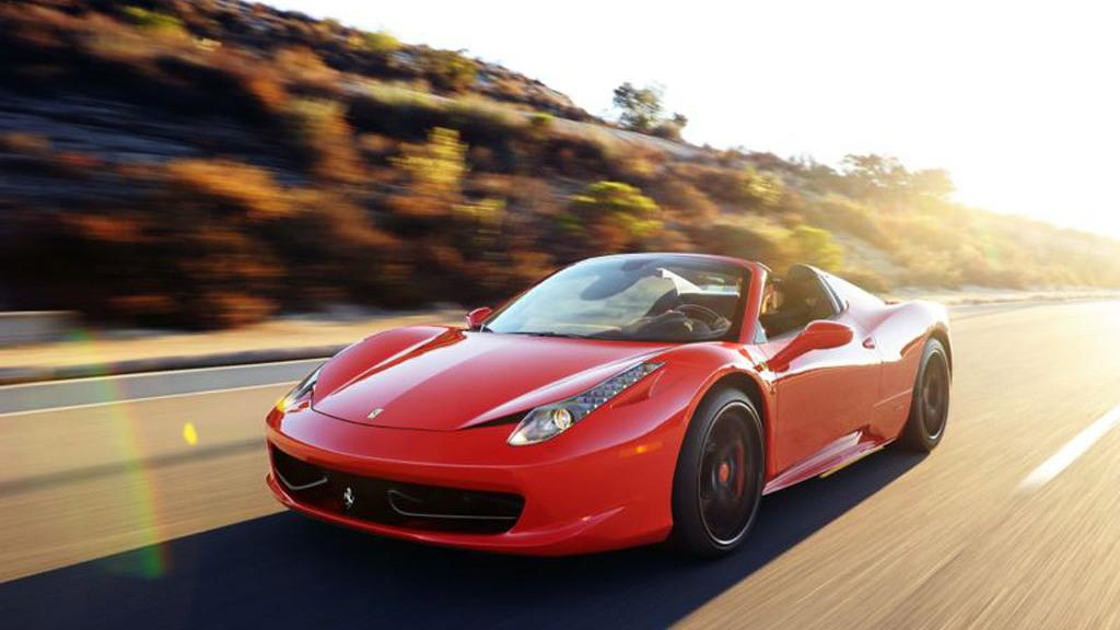 0 60 Ferrari 458 Italia