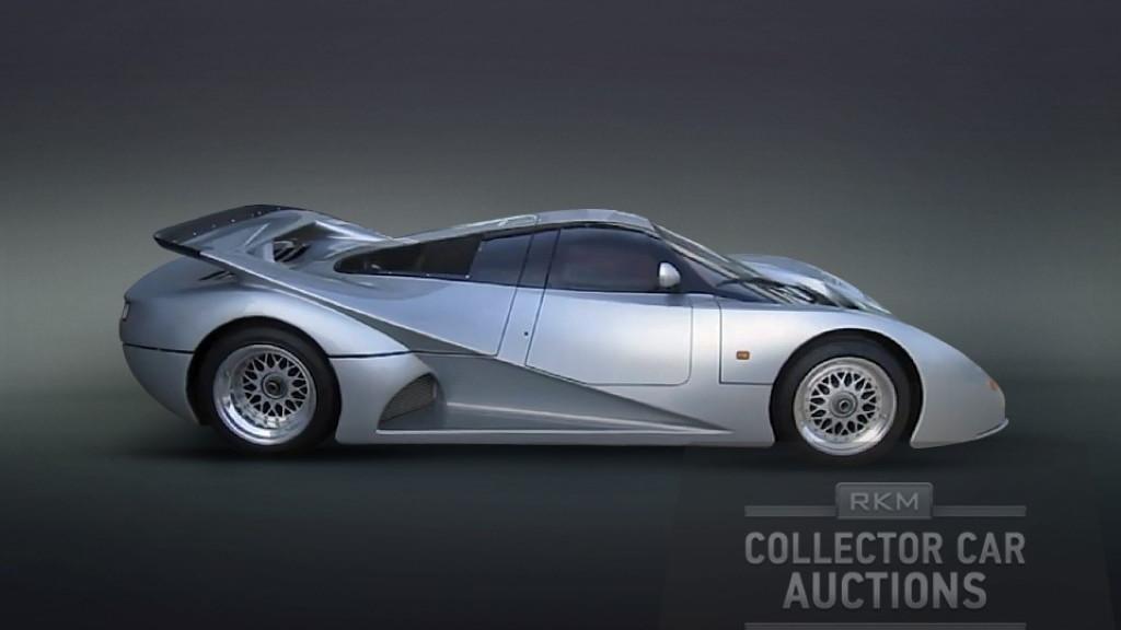 1995 Lotec Mercedes-Benz C1000 - RK Motors Collectors Car Auctions