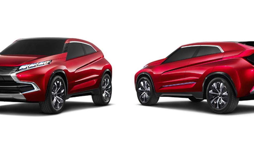 Mitsubishi Concept XR-PHEV, 2013 Tokyo Motor Show