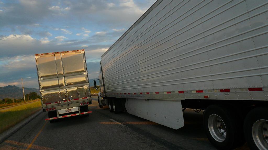 Trucks - Image by Flickr user mrkskolz, used under Creative Commons license