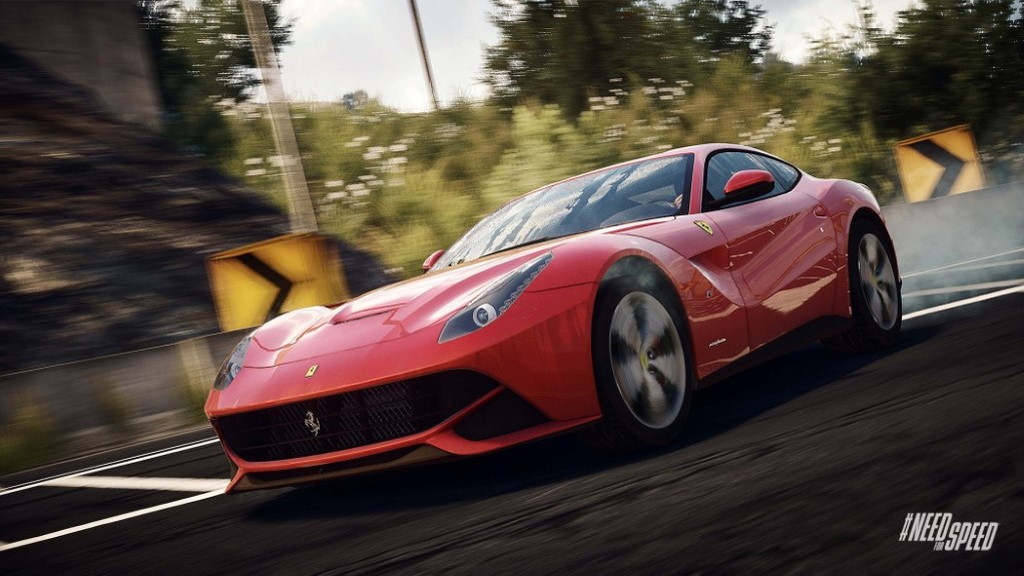 Ferraris to feature in Need For Speed: Rivals