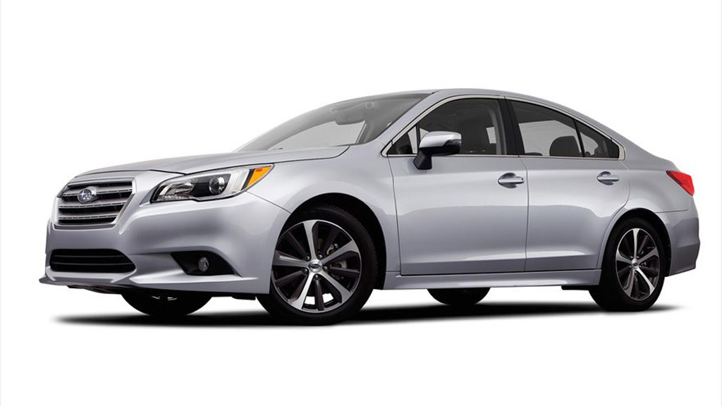 2015 Subaru Legacy leaked - Image via CarAdvice