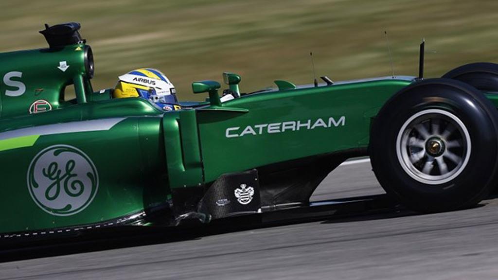 Caterham Formula One car