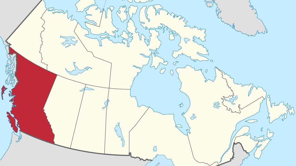 British Columbia   [image: Wikimedia Commons]