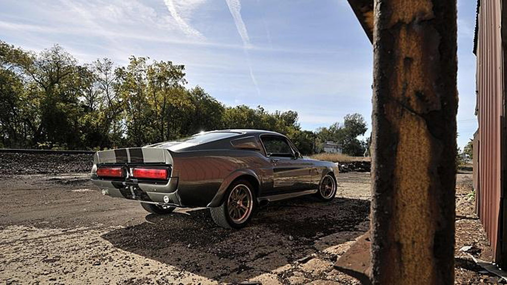 Original 1967 Ford Mustang Shelby GT500 'Eleanor'
