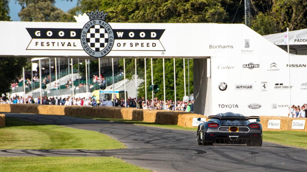 Koenigsegg One:1, 2015 Goodwood Festival of Speed