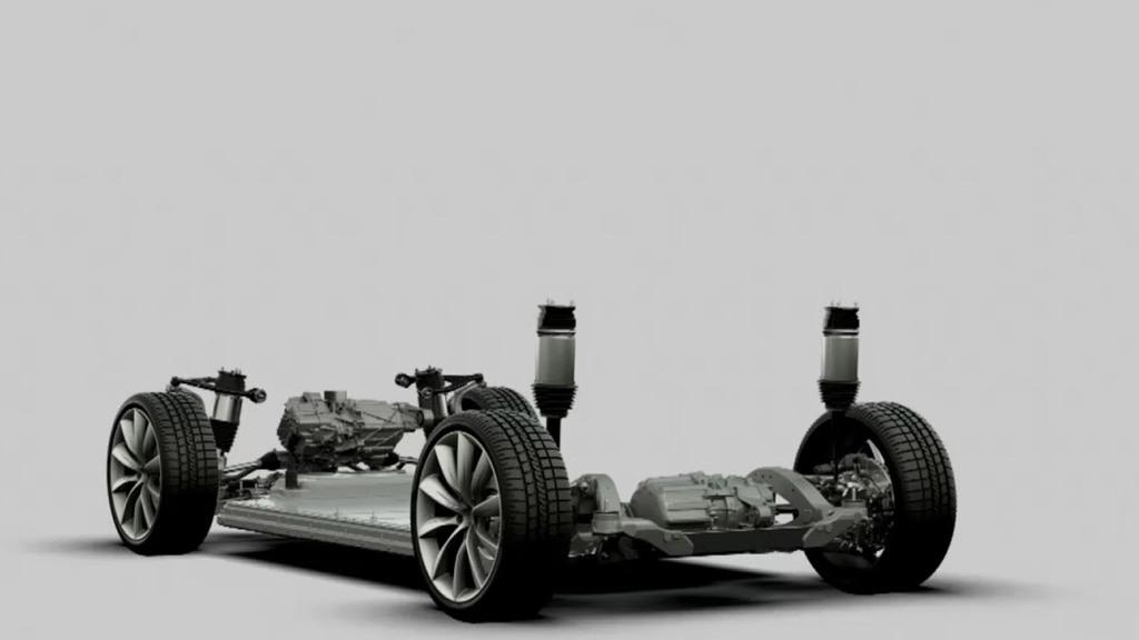 2016 Tesla Model X launch in Fremont, California