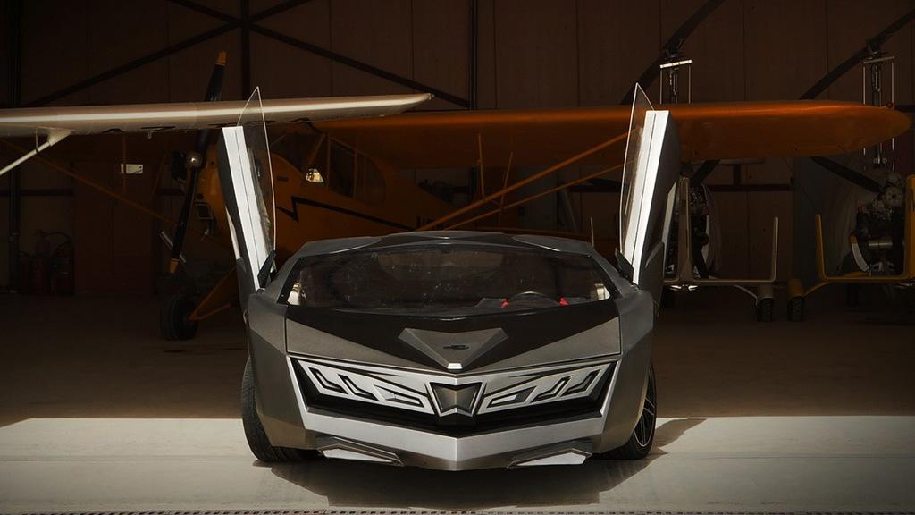 Elebreia concept, 2016 Qatar Motor Show