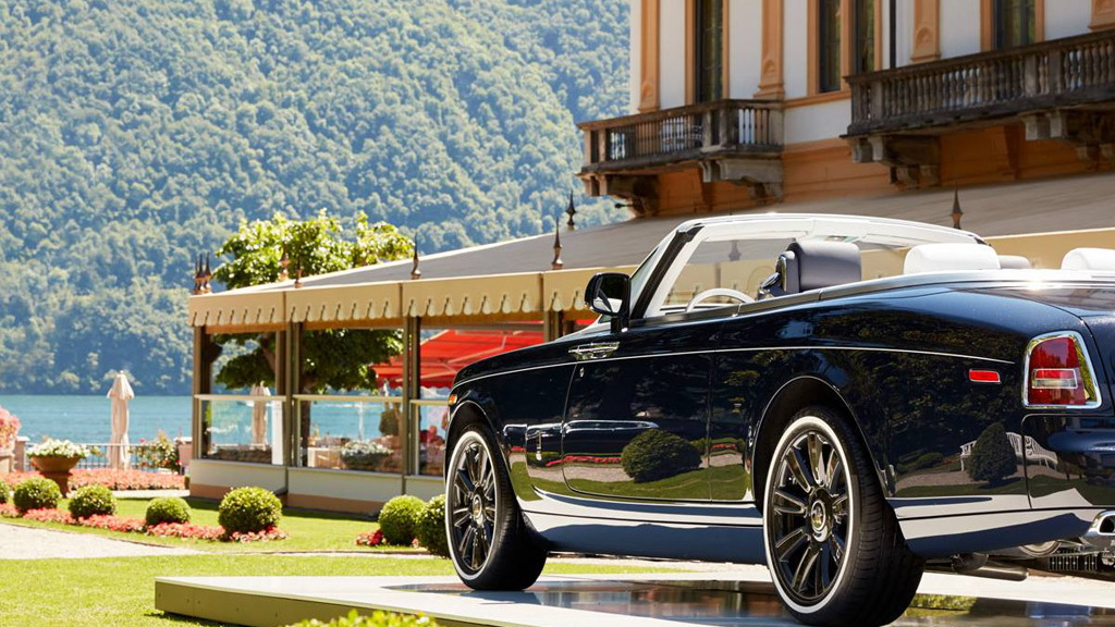 Rolls-Royce Phantom Zenith Collection, 2016 Concorso d'Eleganza Villa d'Este