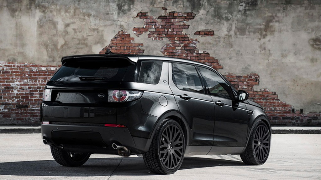 2016 Land Rover Discovery Sport by A. Kahn Design