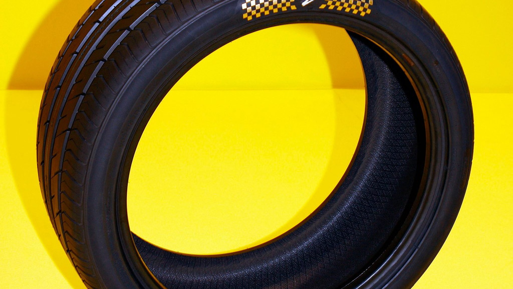 Zenises Z Tire recognized as world's most expensive by Guinness World Records