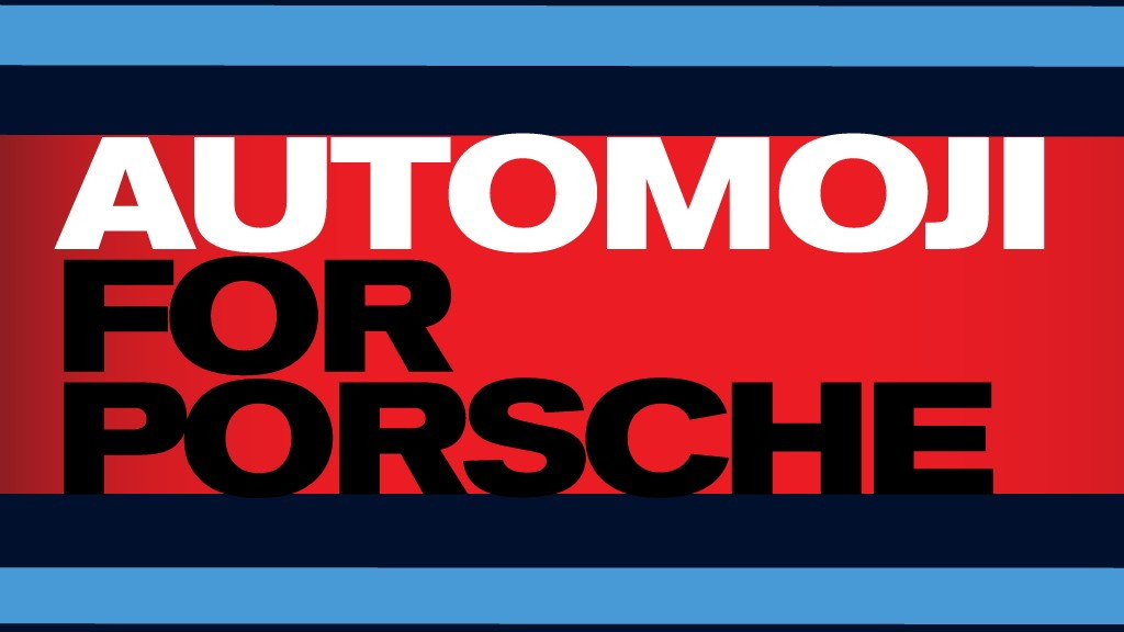 Automoji for Porsche
