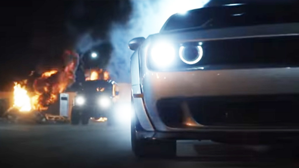 Scene from 'The Fate of The Furious'