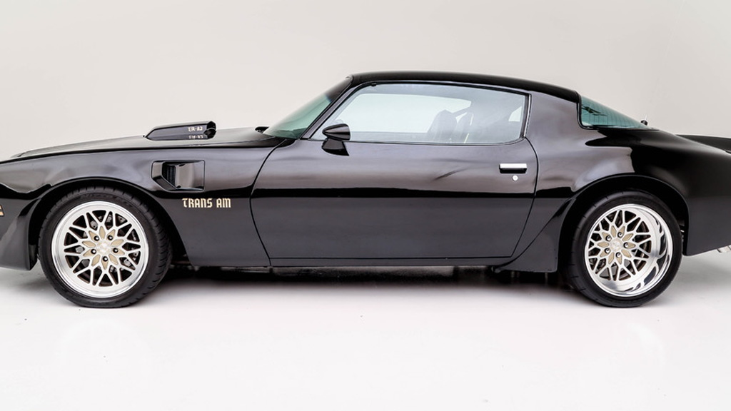 1978 Pontiac Firebird Trans Am owned by Burt Reynolds