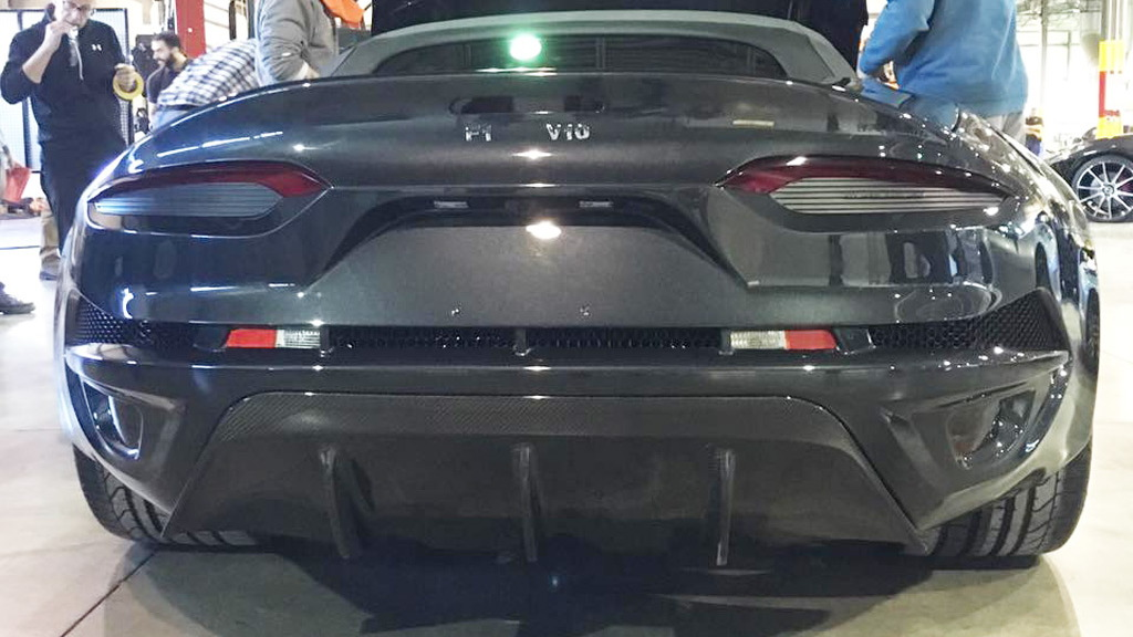 VLF Force 1 V10 Roadster