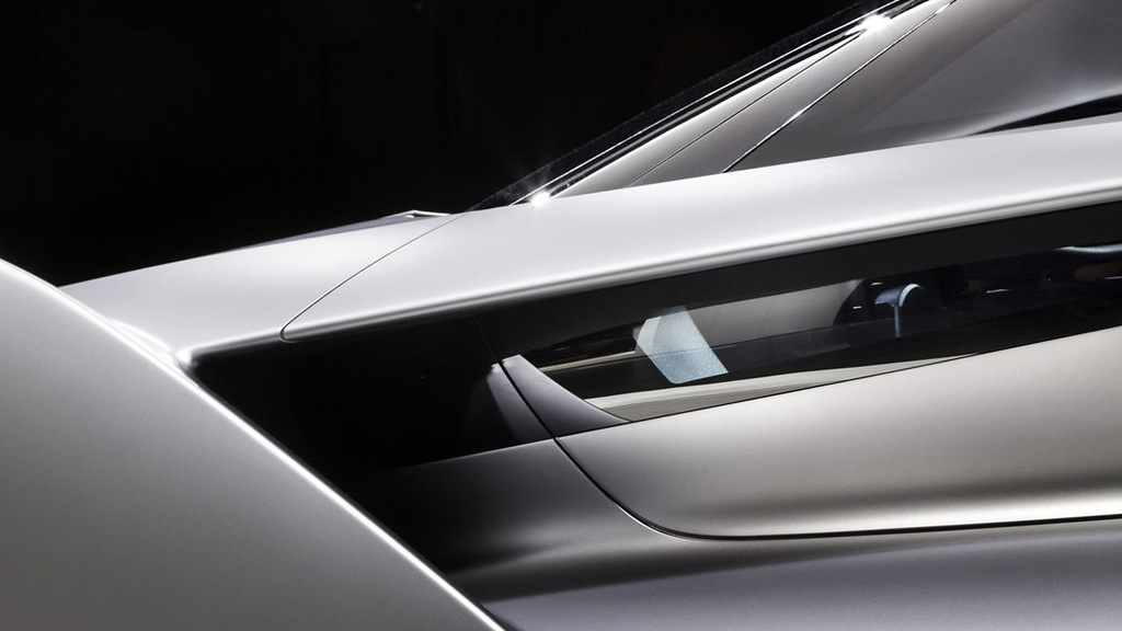 Zagato IsoRivolta Vision Gran Turismo concept