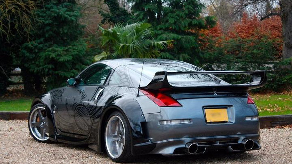 2003 Nissan 350Z from 'The Fast And The Furious: Tokyo Drift' - Image via Auto Trader