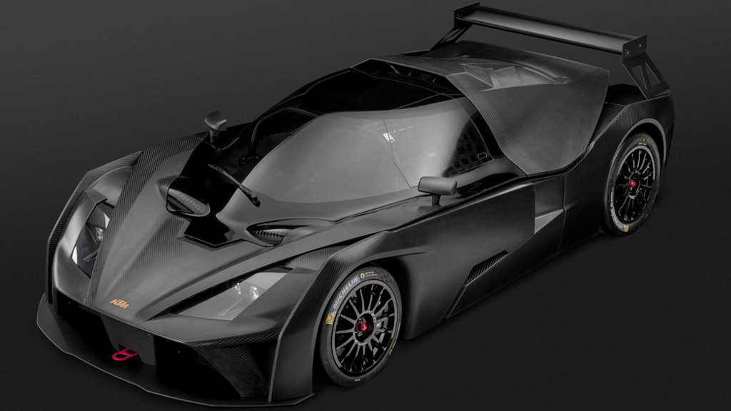 2018 KTM X-Bow GT4 race car