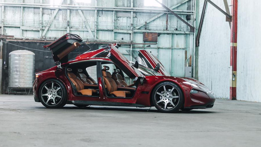 Fisker EMotion