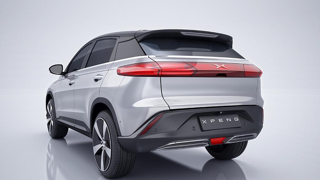 2018 Xpeng G3