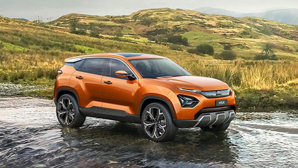 Tata H5X concept, 2018 Auto Expo