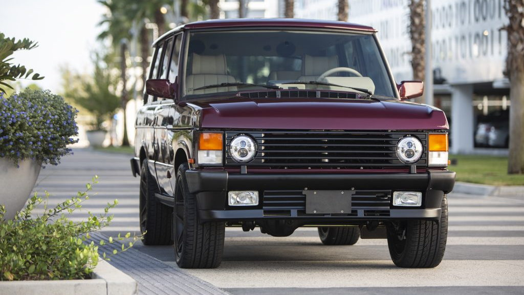 Florida's ECD now offers restored Range Rover Classics