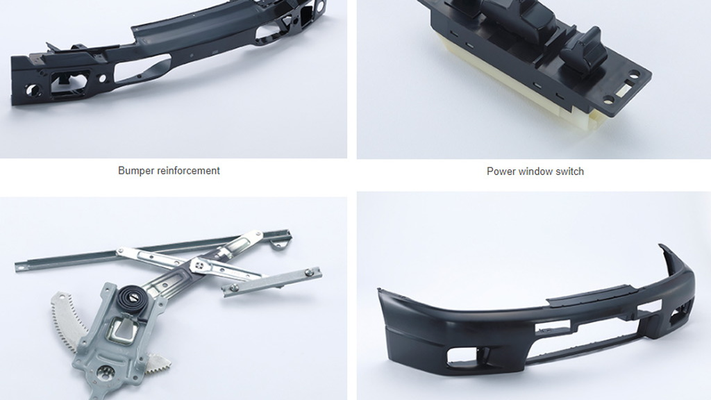 Nismo Heritage Parts for the R33 and R34 Nissan Skyline GT-R