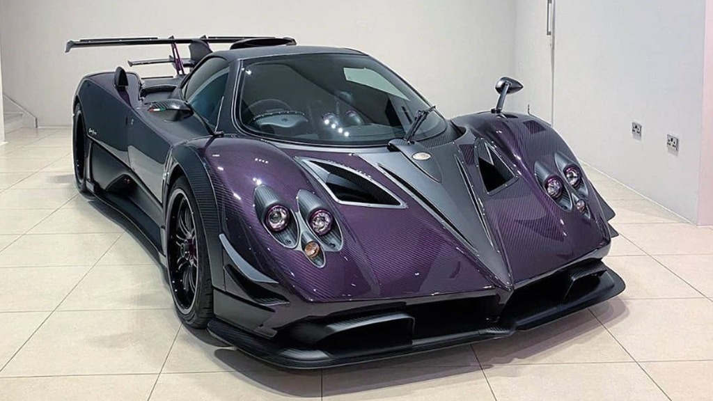 Pagani Zonda Zun - Photo credit: prototype0official/Instagram