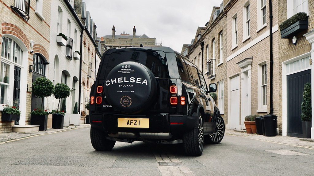 2020 Chelsea Truck Company Defender 110 Launch Edition