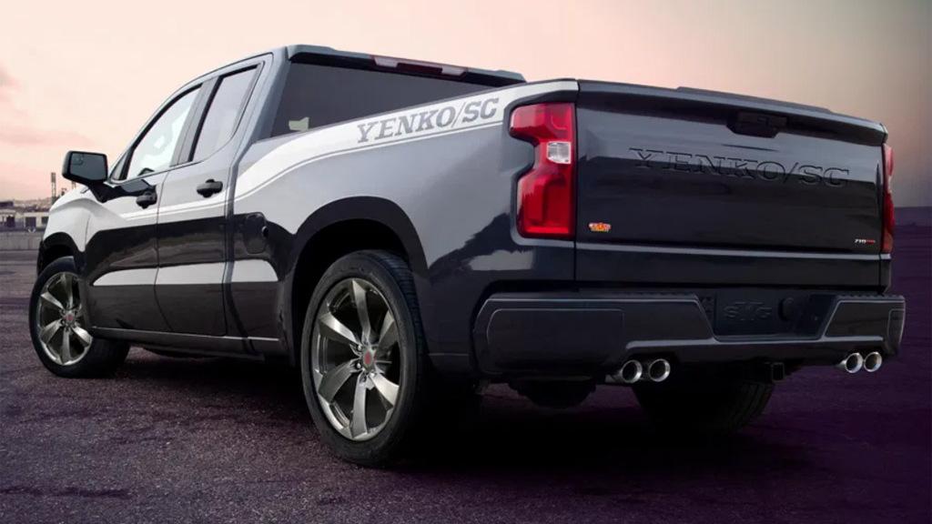 2021 Yenko/SC Silverado California Edition