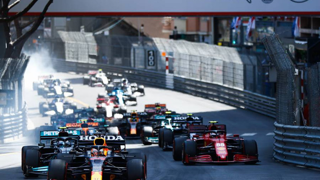 2021 Formula One Monaco Grand Prix