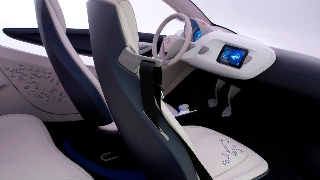 Tata Pixel Concept, 2011 Geneva Motor Show