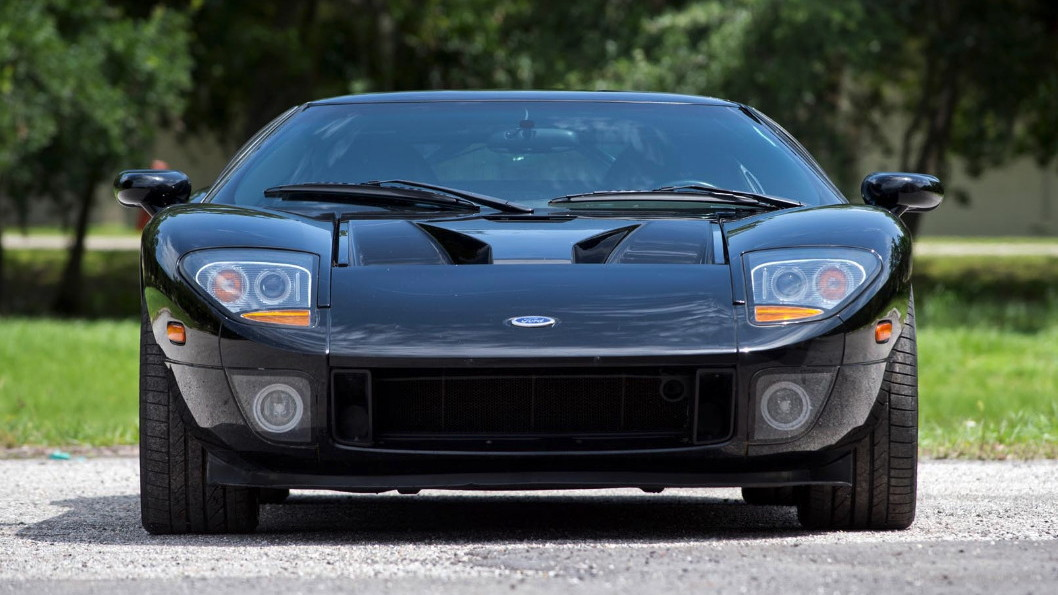 2004 Ford GT Confirmation Prototype CP4 heading to auction