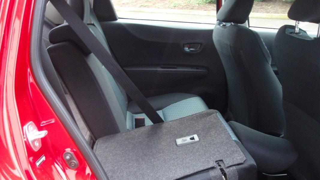 2012 Toyota Yaris SE  -  First Drive