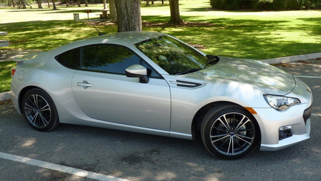 2013 Subaru BRZ  -  First Drive, May 2012