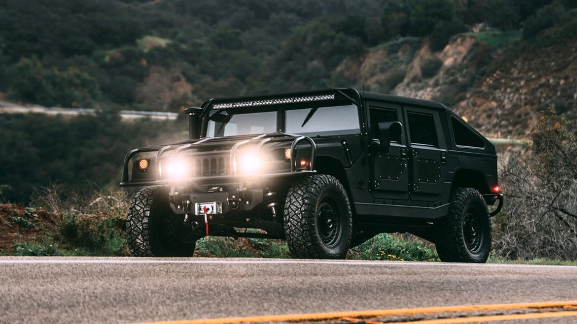 Mil-Spec Hummer H1 Launch Edition #006