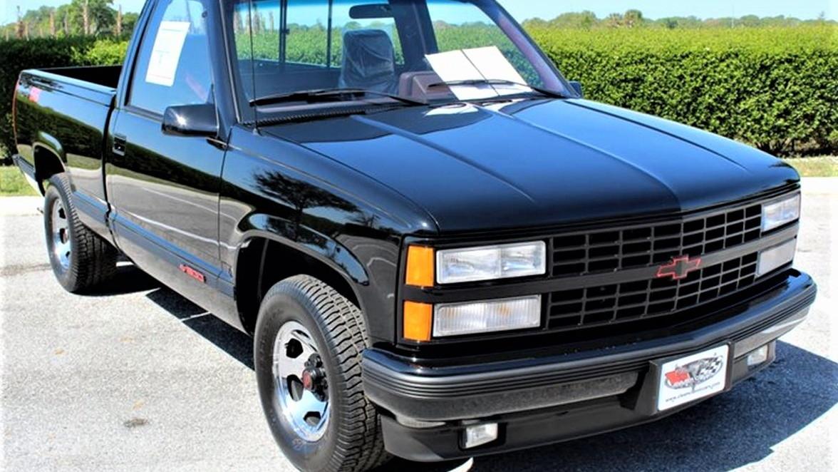 1990 Chevrolet SS 454 pickup