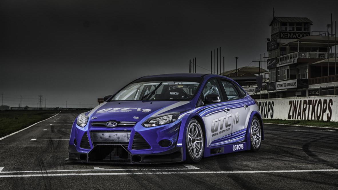 Global Touring Cars Series