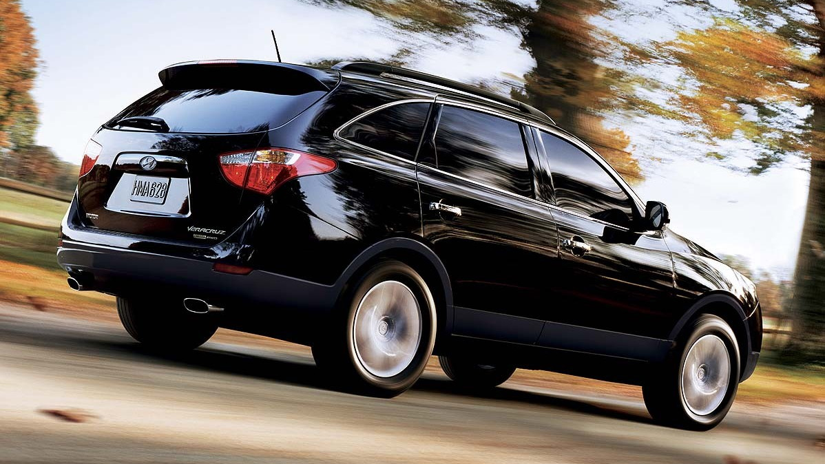 Hyundai Veracruz revealed