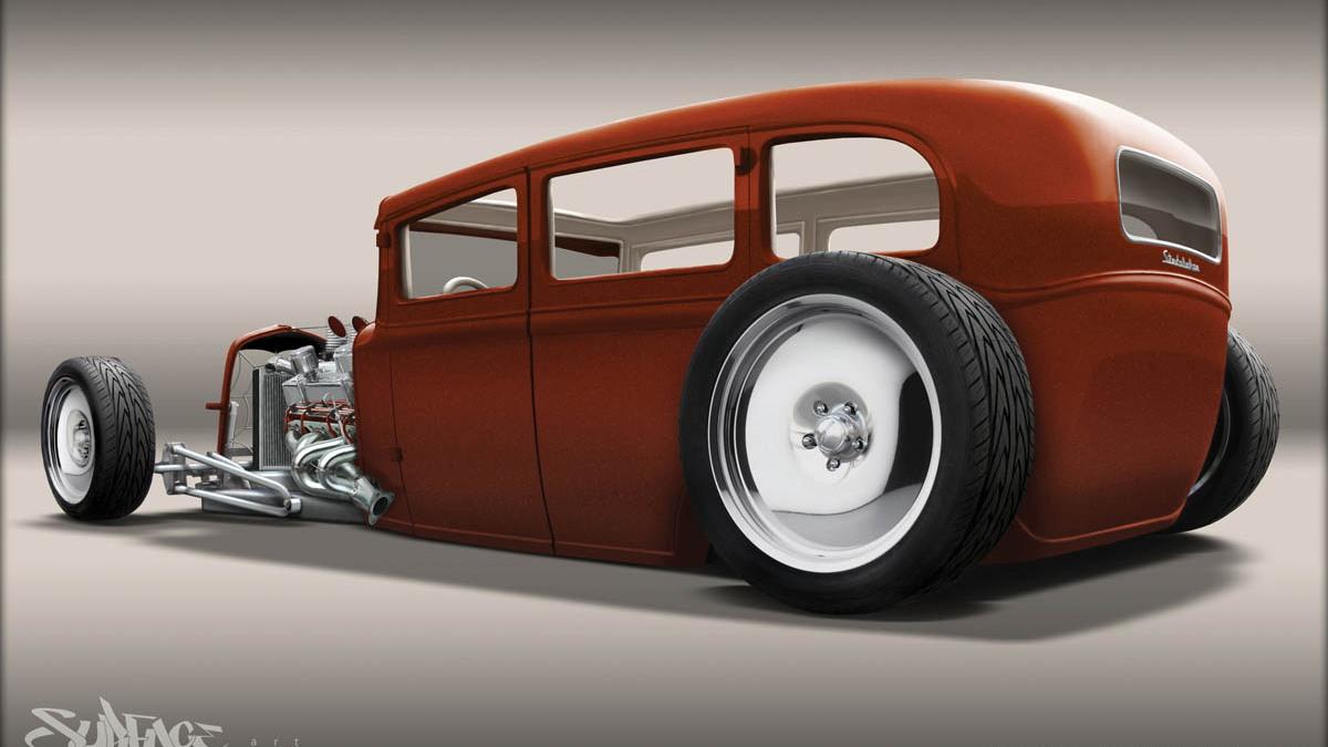 toyo tires sema 2008 show cars 004