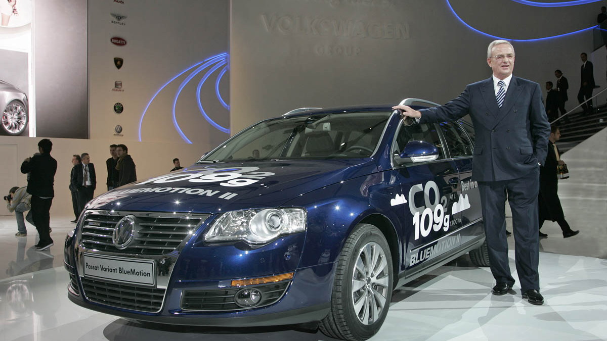 vw passat bluemotion ii concept 002