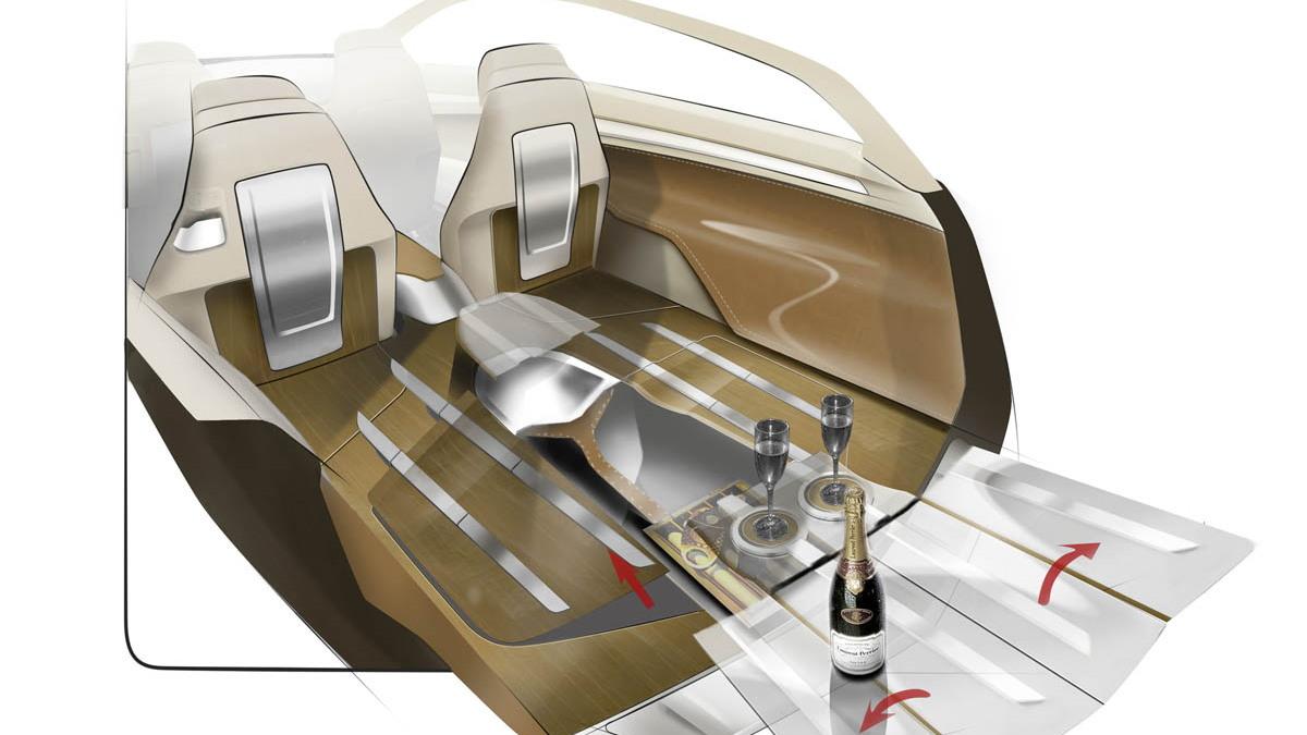 2008 mercedes conceptfascination study concept paris motor show 012