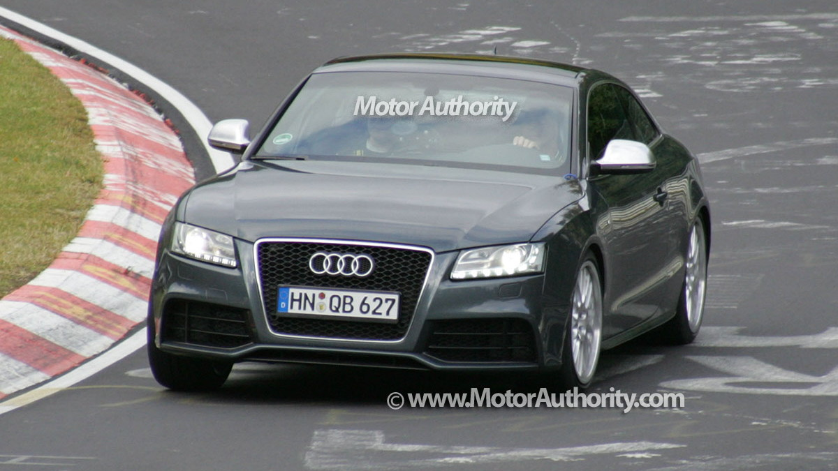 2010 audi rs5 spy shots 010