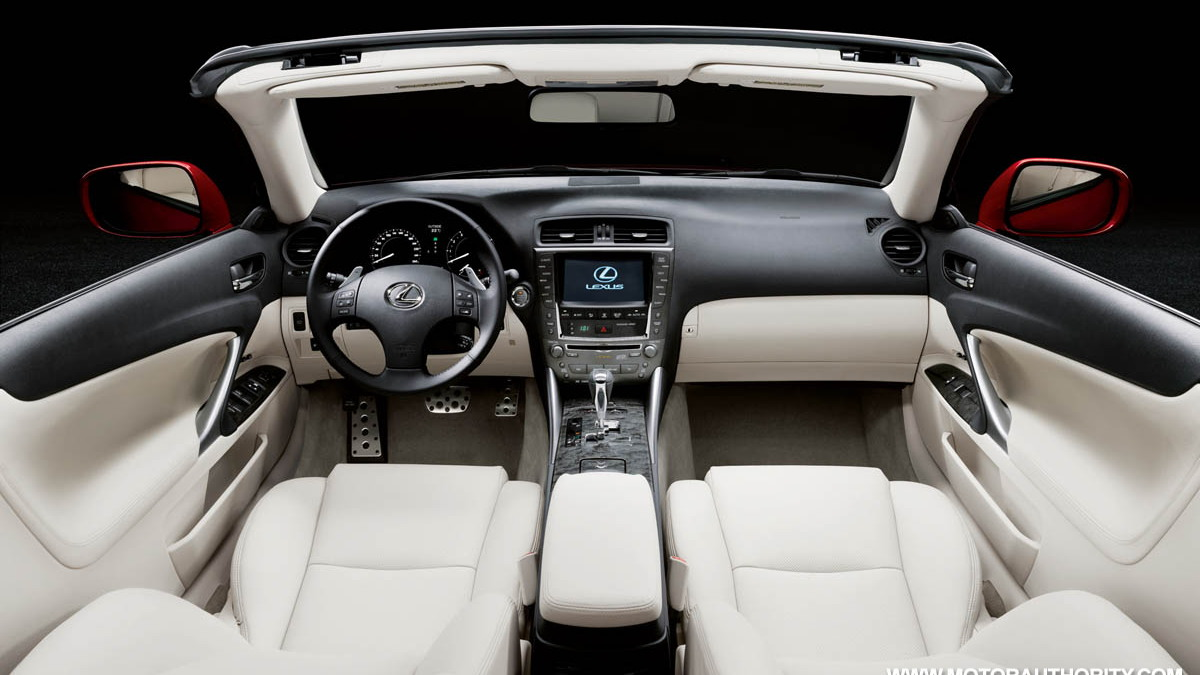 2010 lexus is 250c convertible paris 006