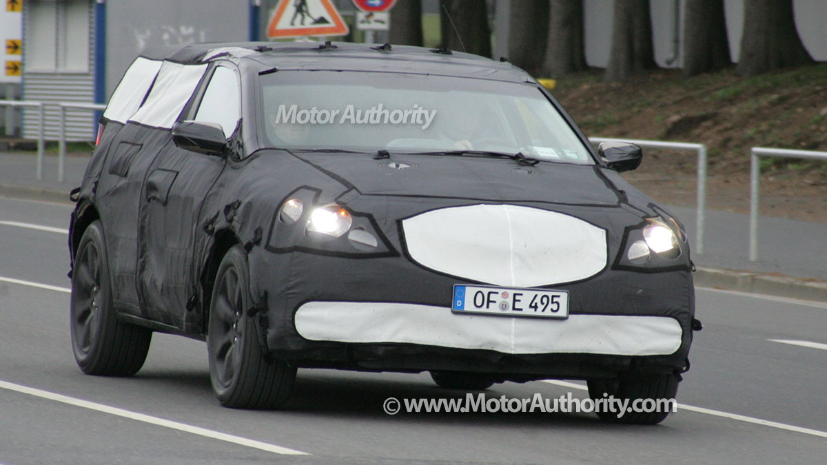 2010 acura crossover spy shots 001