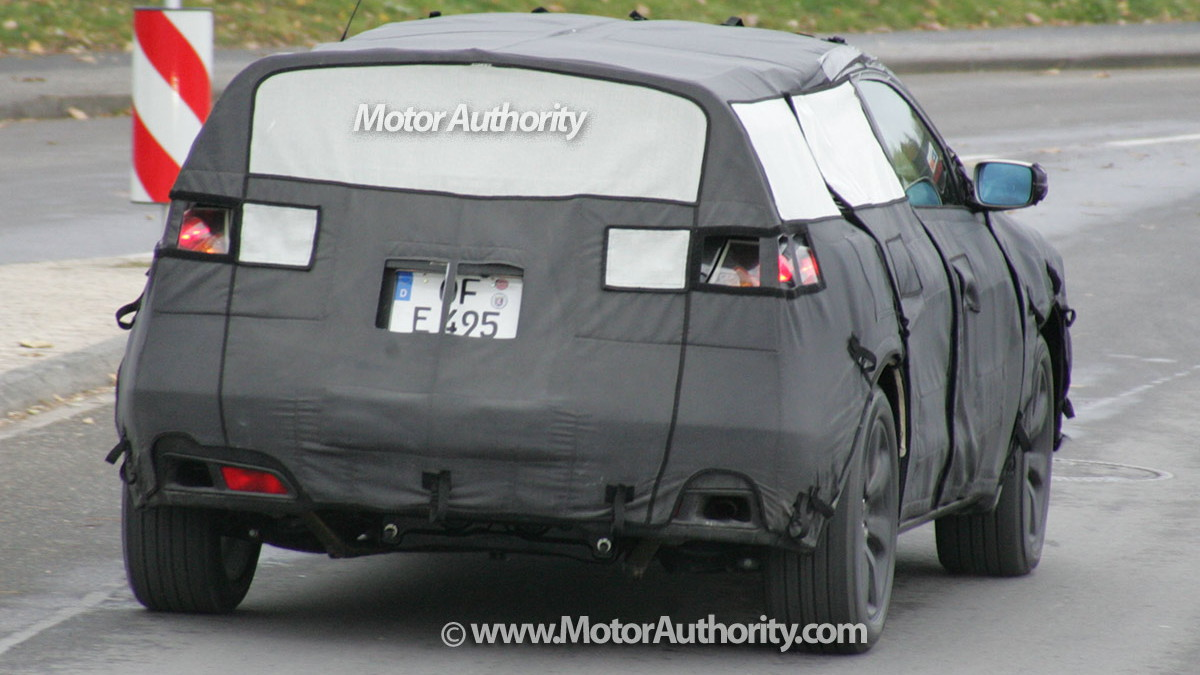 2010 acura crossover spy shots 005