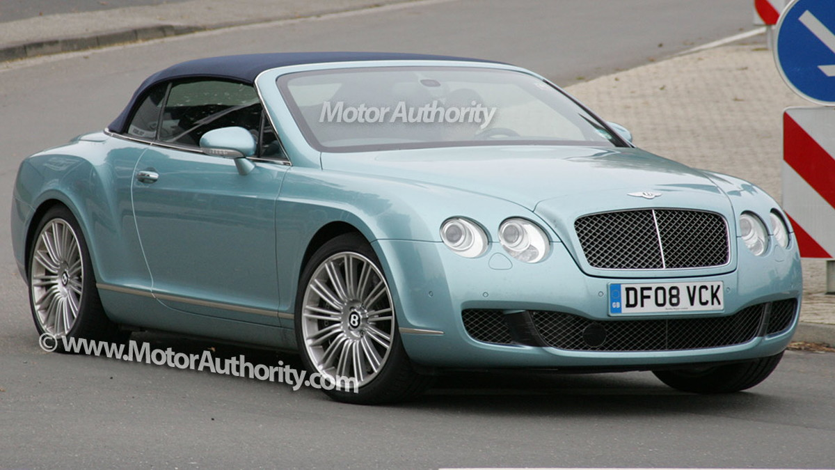 2010 bentley continental gtc speed spy shots oct 003